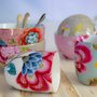 Tigela Bowl Spring to Life Pip Studio Rosa 12 cm
