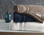 Toalha de Banho G Lorenzi Trussardi Legno 86X150 cm
