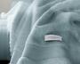 Toalha de Rosto Egitto Splendore Trussardi Verde Blu 48x90cm