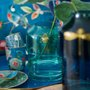 Vaso de Vidro Dragonfly Spring to Life Pip Studio Azul 25 cm