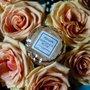 Vela Macaron Bergamot Rose Roses Voluspa 15 Horas