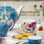Xícara de Chá com Pires Floral Fantasy Pip Studio Branco